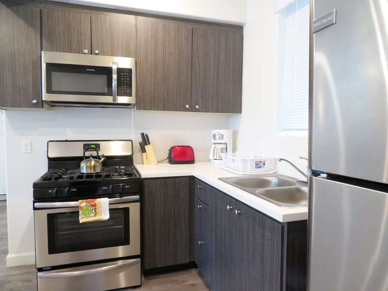 $900, Fully furnished one bedroom apartment for rent near university